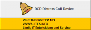 Distress Call Device --- Der Software-Notruf!